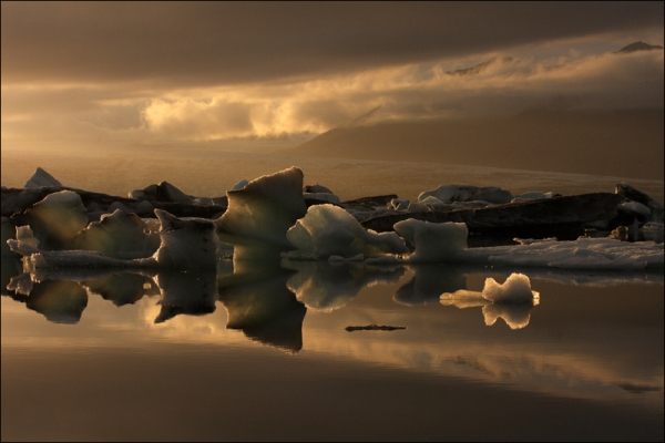 Jökulsárlón, Island | Photo: Michael Sandner